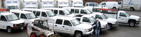 DEC-TAM EMPLOYEE AND FLEET